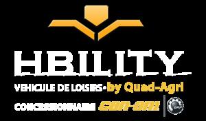 Logo HBility blanc
