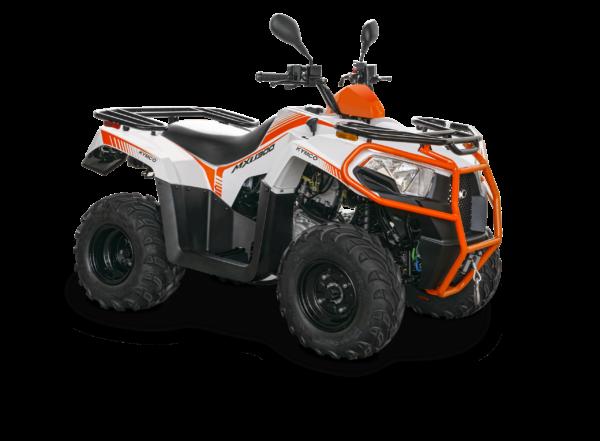 Kymco 2021: MXU 300 T3b R45