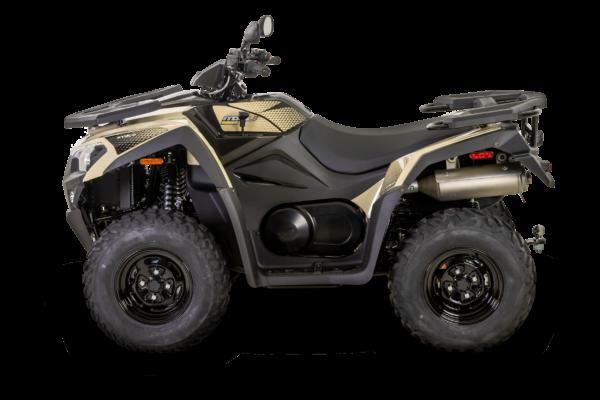 Kymco 2021: MXU 550i T3b Sable L180
