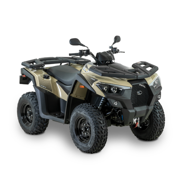 Kymco 2021: MXU 550i T3b Sable R45