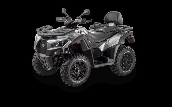 Kymco 2021: MXU 700EXi T3b L45