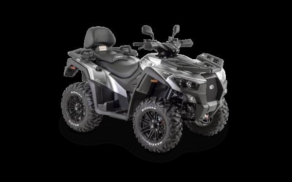 Kymco 2021: MXU 700EXi T3b R45