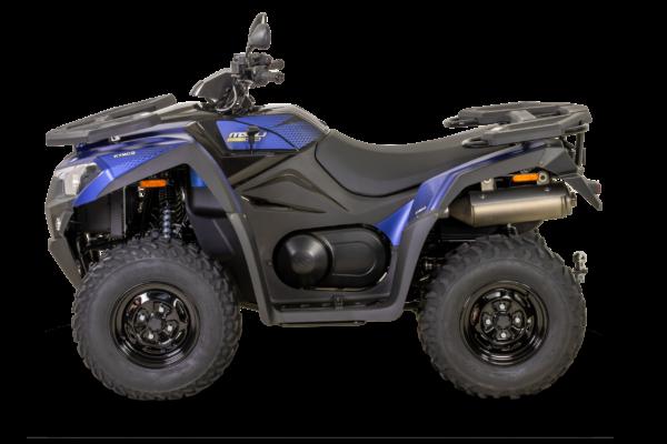 Kymco 2021: mxu 550i EPS T3b indigo mat L180